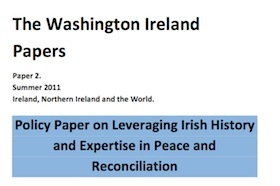 Leveraging Irish History and Expertise in Peace and Reconciliation