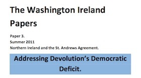 Addressing Devolution's Democratic Deficit