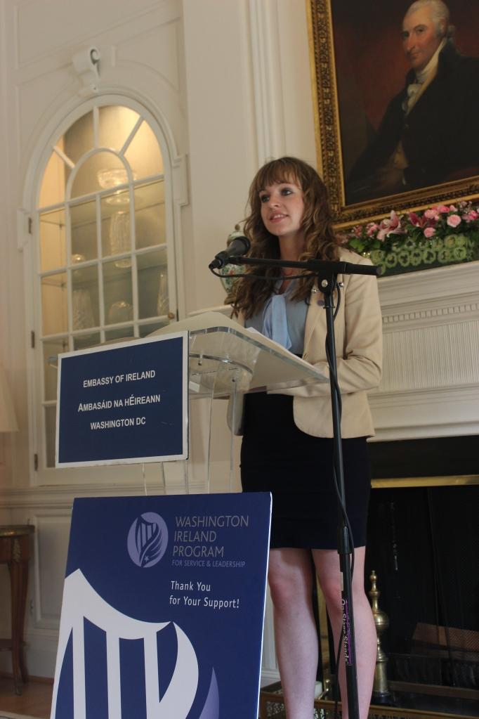 Class of 2014 | Washington Ireland Program